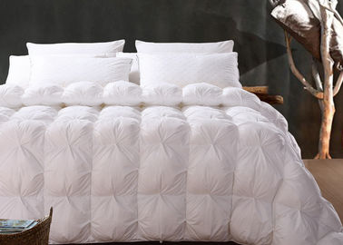 China 13.5 Tog Duck Feather And Down Double Duvet King Size / Queen Size For Home supplier