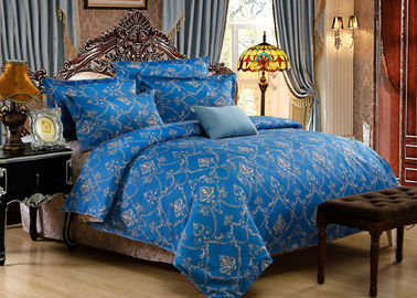 China 4pcs Home Bedding Microfiber Cotton Comforter Sets 100% Polyester Double Brushed supplier