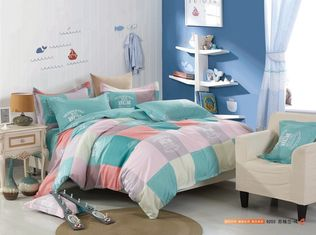 China more designs for 12868 100% Cotton 3pcs,4pcs comfortable bedding set supplier