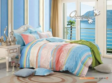 China Beautiful Colorful Womens Home Bedding Sets 4 Piece Most Comfortable supplier