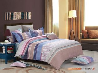 China Ce Certificated Bohemian Style Elegant Bedding Sets  , Toddler 4 Piece Bedding Set supplier