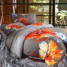 China Different Designs Home Bedding Comforter Sets , Full Size Bed Comforter Sets supplier