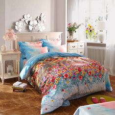 China 100 Percentage Cotton Fabric Home Bedroom Bedding Sets Most Comfortable supplier