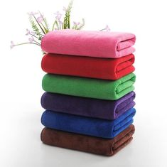 China Microfiber Filling Hotel Collection Bath Towels Rectangle Shape 1200g supplier