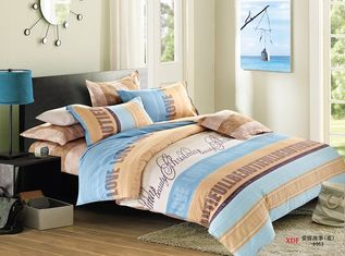 China King Size Cotton Bedding Sets , Daybed Bedding Double Bed Sheets Sets supplier