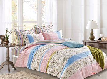 China China manufacturer cotton 4pcs bedding set/2017 design/queen size supplier