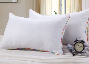 China Fashion Silentnight Feather And Down Pillows Pair For Adults Most Comfortable supplier