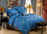 China 4pcs Home Bedding Microfiber Cotton Comforter Sets 100% Polyester Double Brushed factory