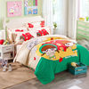 China Super Soft 70gsm Microfiber Polyester Bed Set Kids Bedding Sets Single Size 3 Piece company