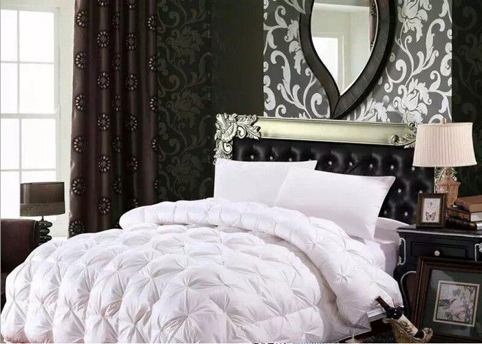 ab46e544d30 100% Cotton Luxury Duck Down Quilt   Duck Feather And Down Duvet  Alternative Washed