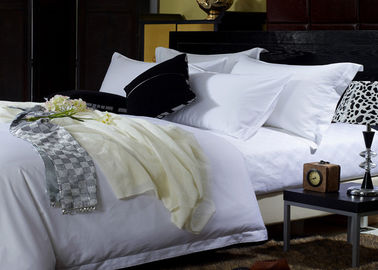 Washable Cotton Hotel Collection Bedding Sets , Hotel Quality Bedding Sets