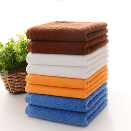 White Color 5 Star Hotel Collection Bath Towels Microcotton Collectio